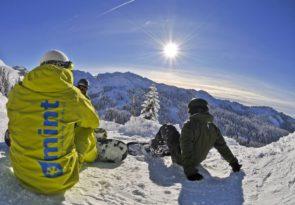 Private snowboard tuition in Avoriaz, Morzine, Les Gets & Chatel Mint Snowboarding