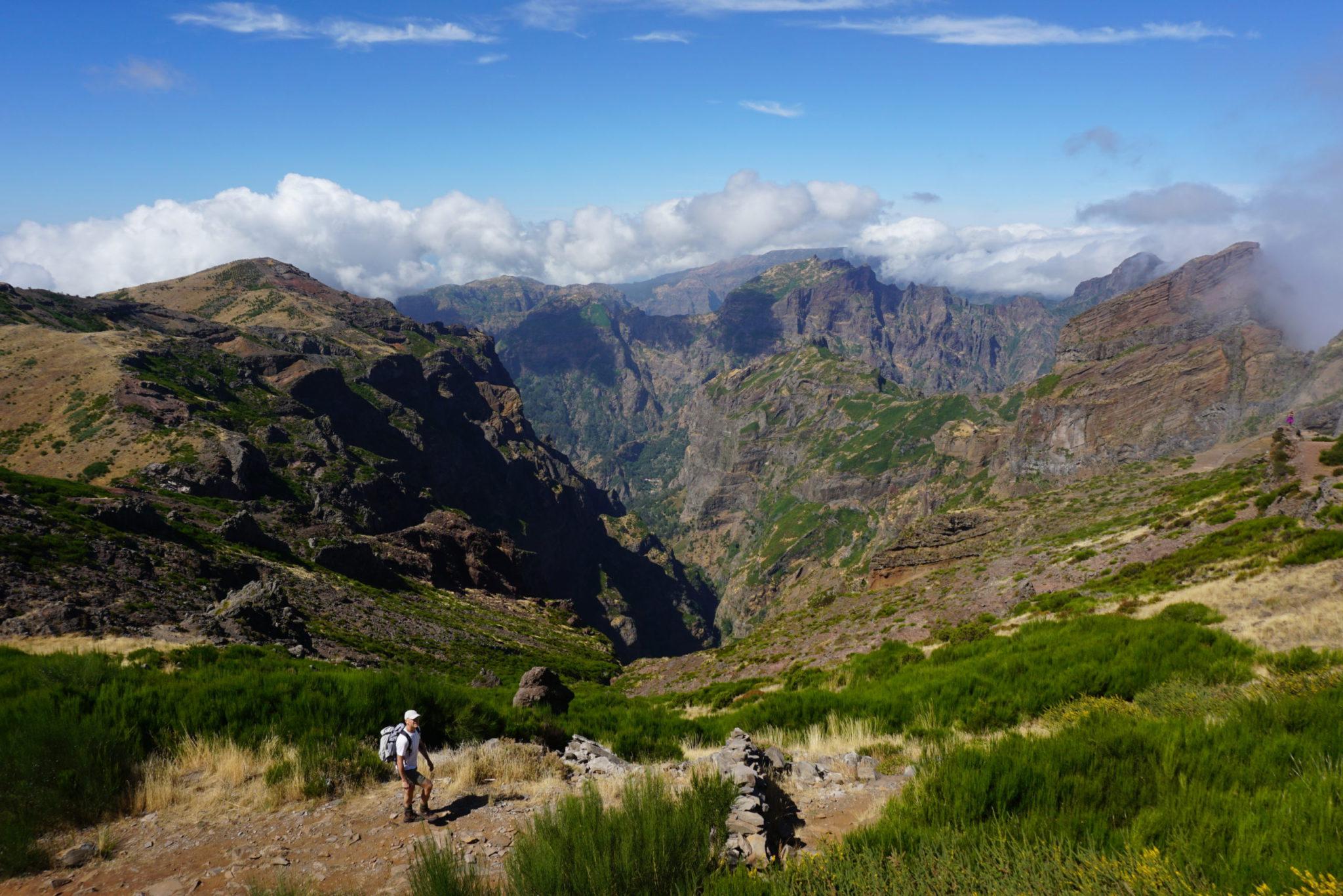 Madeira Island walking holiday: Hike Pico Ruivo and more