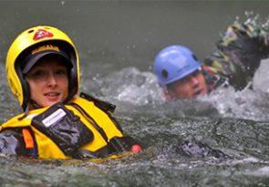 Whitewater (Swiftwater) Rescue & Rope Rescue Courses in Colorado