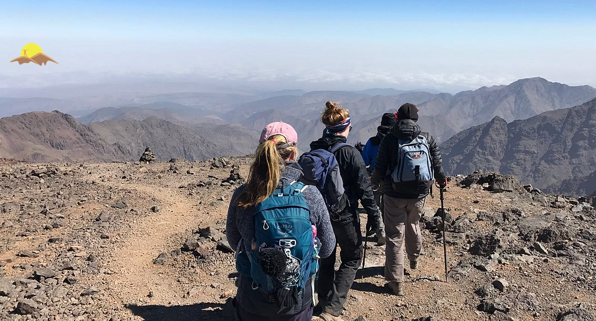 2 day Toubkal climb: Morocco hiking holiday in Atlas Mountains