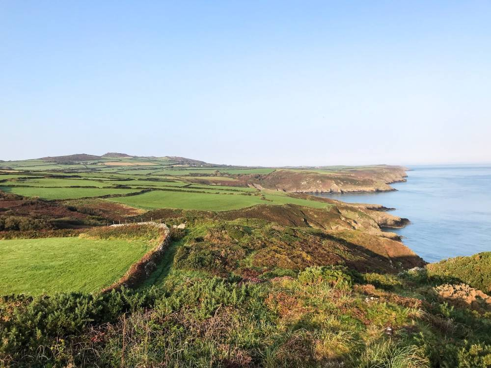 Wales trekking holiday review in Pembrokeshire Photo Copyright Matt Lynch