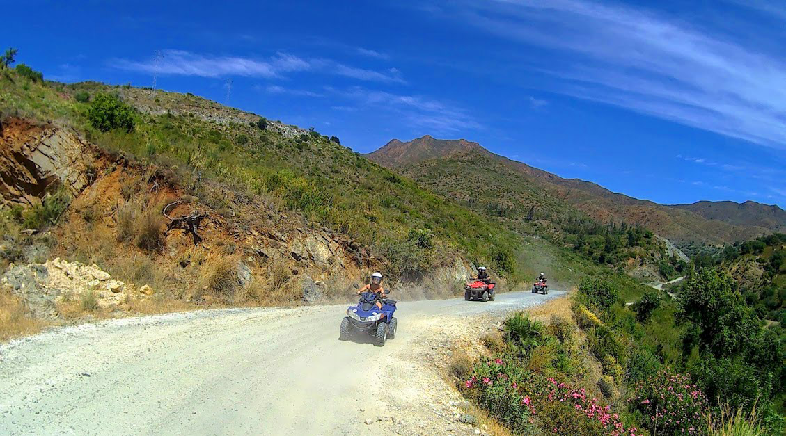 3 hour Costa Del Sol quad biking adventure in Andalusia, Spain