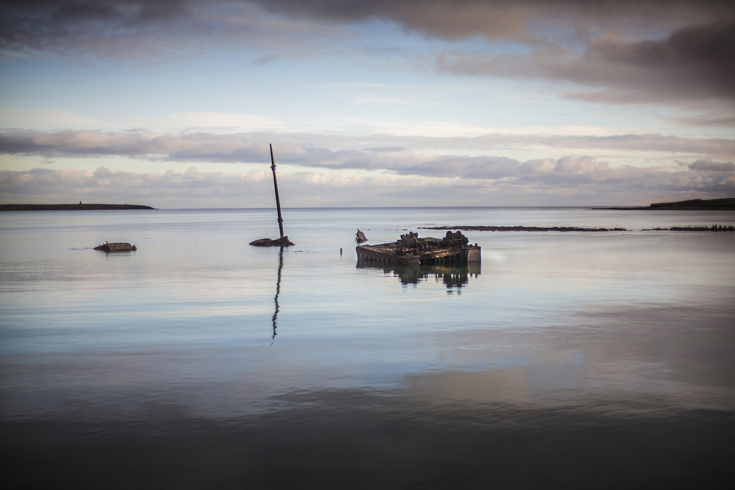 Scapa Flow scuba diving holiday in Stromness, Orkney Is, Scotland