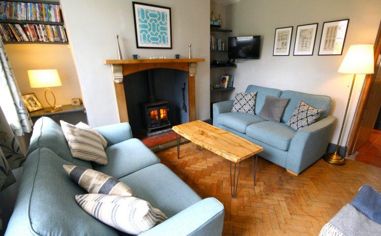 Berwyn Range accommodation: Multi activity cottage in Wales