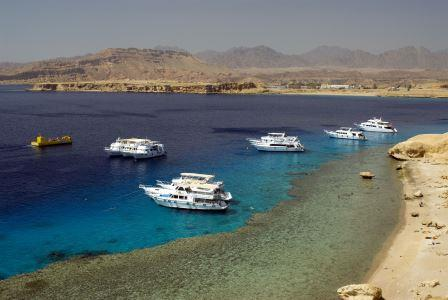 Red Sea scuba diving holiday in Sharm el Sheikh, Egypt