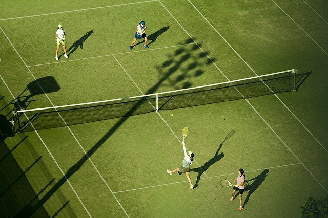 tennis royalty free image from Pixabay