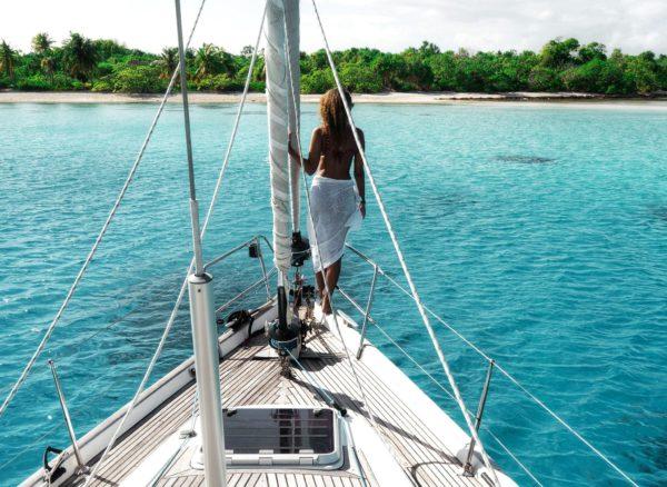 French Polynesia sailing trip: Pacific yacht charter in Tahiti