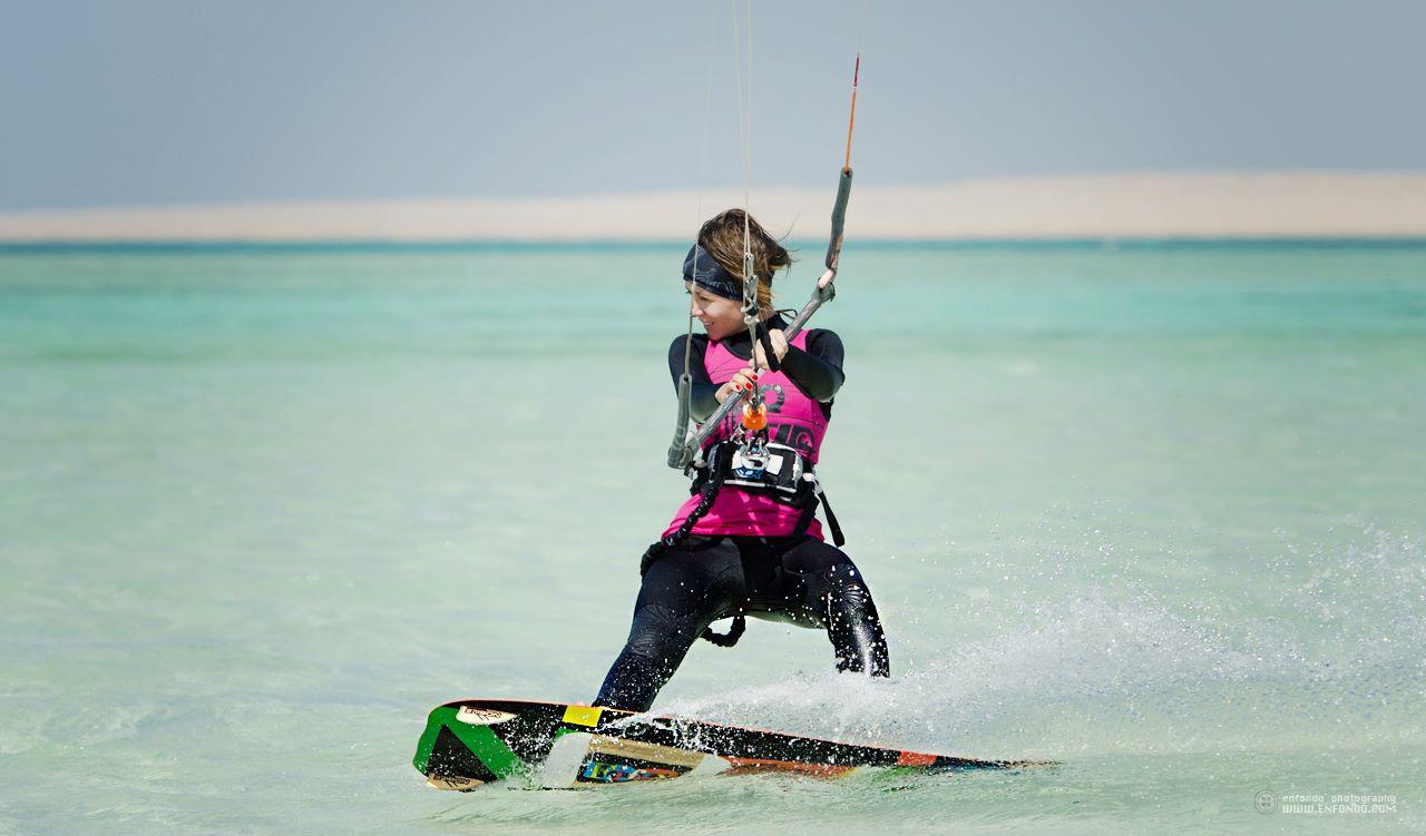 Red sea kite cruise in Egypt: Hurghada kite safari holidays
