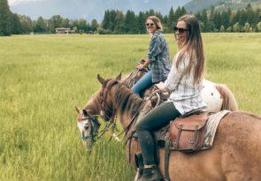 Horseback Rides in Canada
