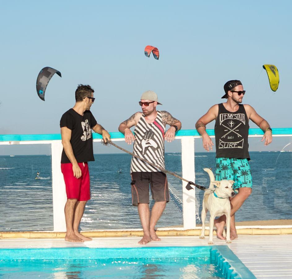 Egypt kitesurf holidays