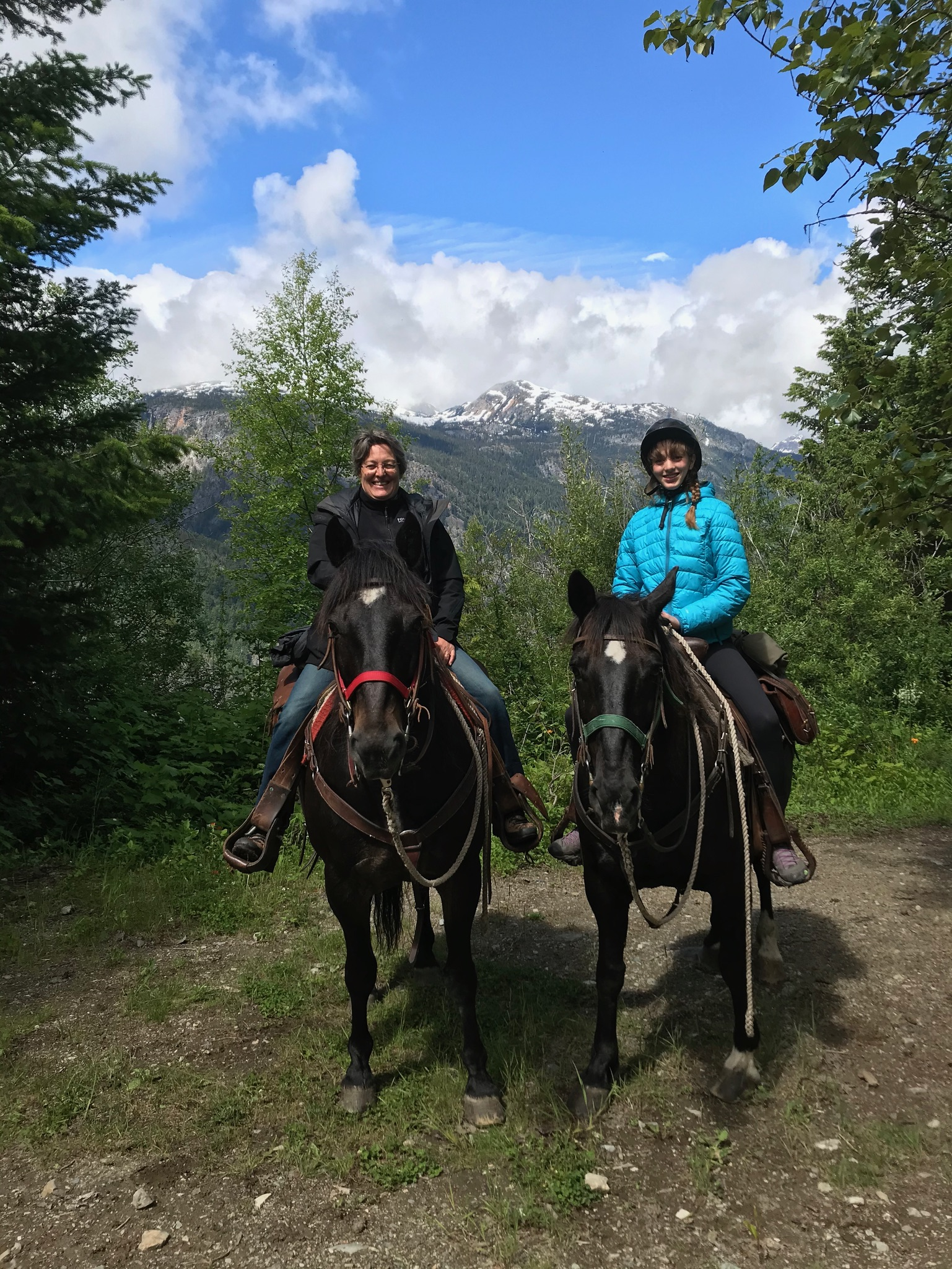 Full Day Horseback Ride in Canada: Horseriding adventure in BC