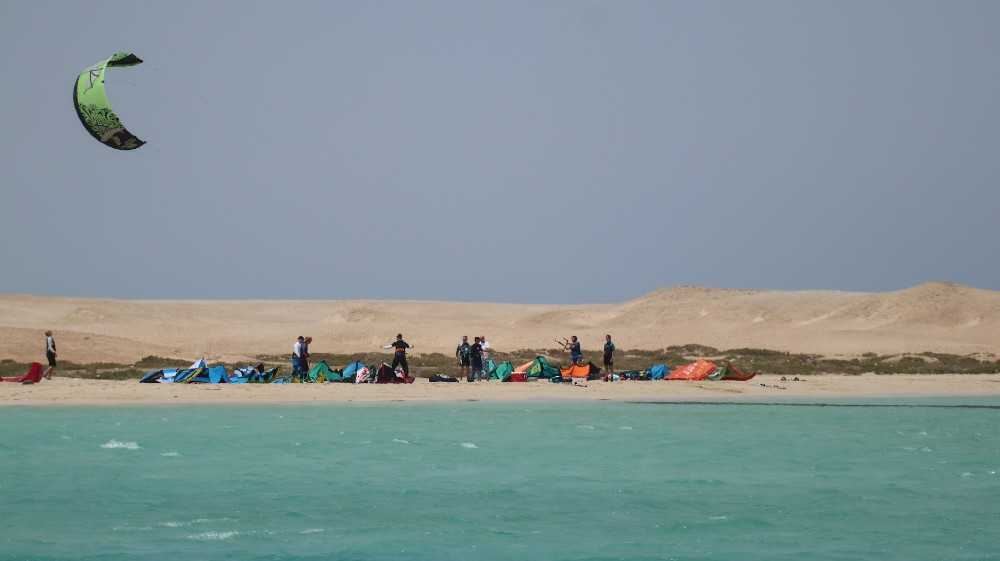 Guide to Egypt kitesurf holidays