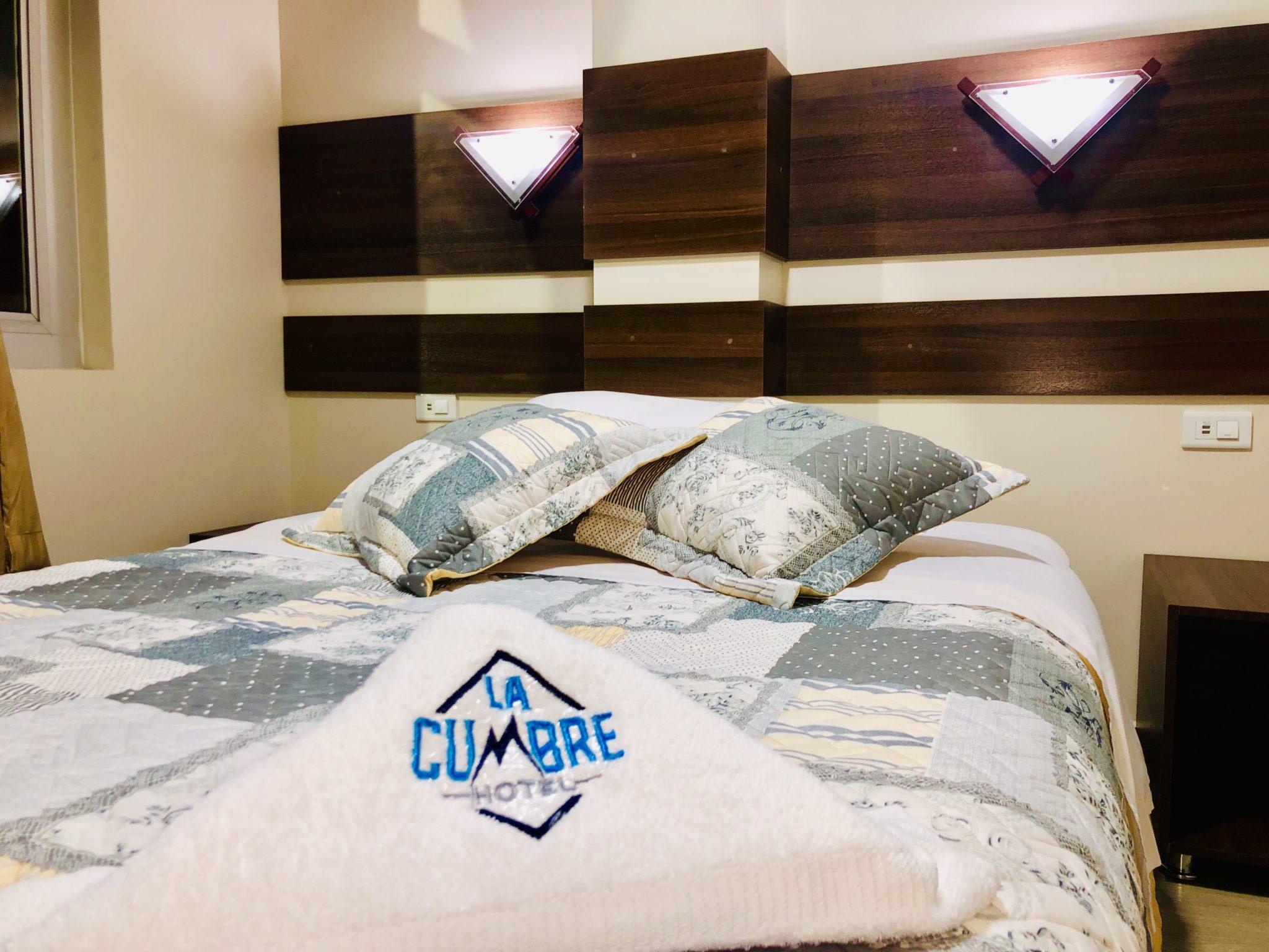 Hotel La Cumbre in Baños: Multi activity accommodation in Ecuador