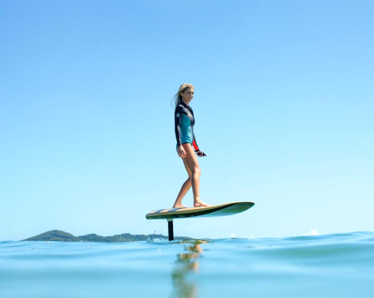 UK Fliteboard eFoliing experience: Try jetsurfing in Dorset