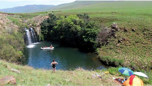 Eswatini waterfall safari day trip to Malolotja Nature Reserve