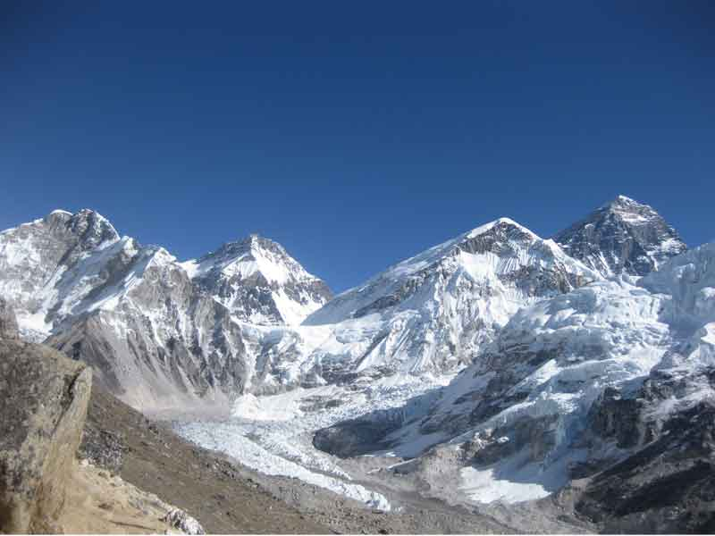 14 day Everest Base Camp trekking holiday in Nepal