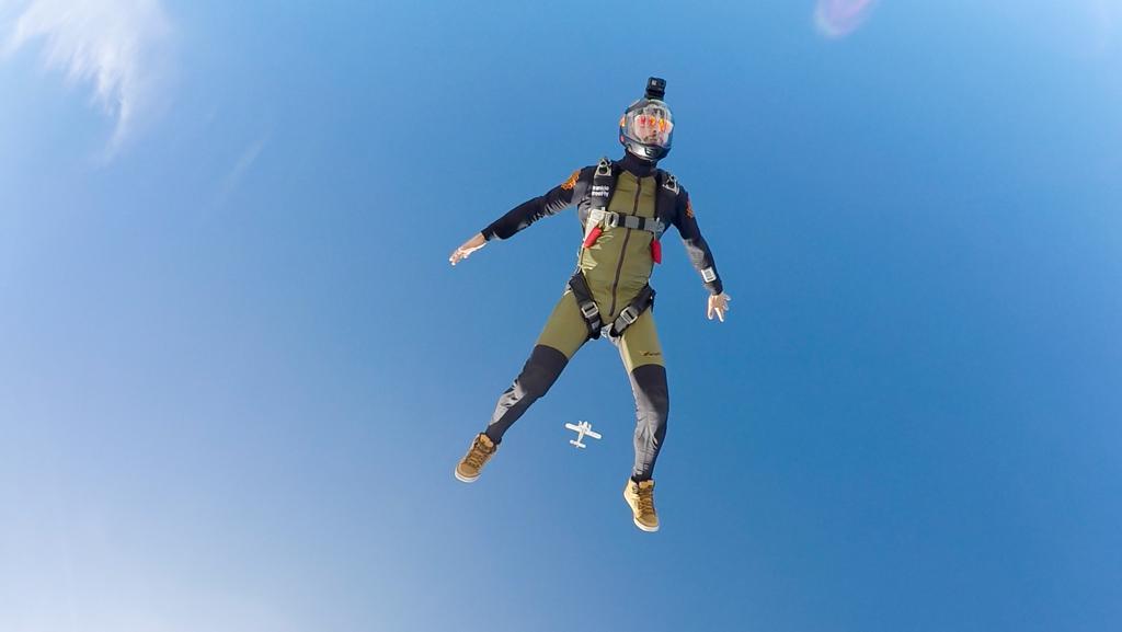 Alentejo tandem skydive: Portugal skydiving from 13,800ft/4,200m