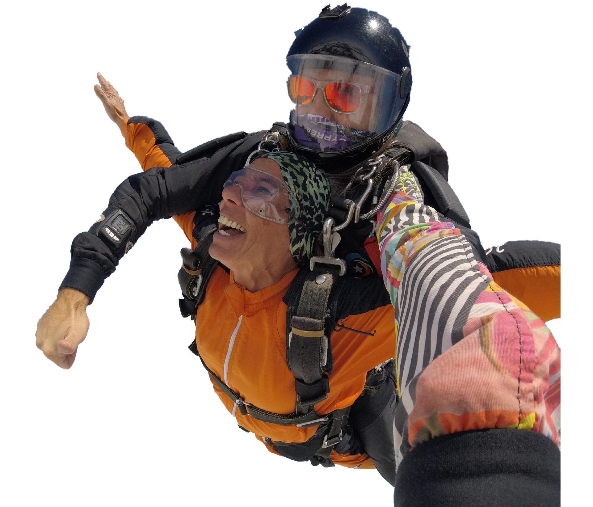 Portugal tandem skydive in Alentejo: Skydiving from 10000ft/3000m
