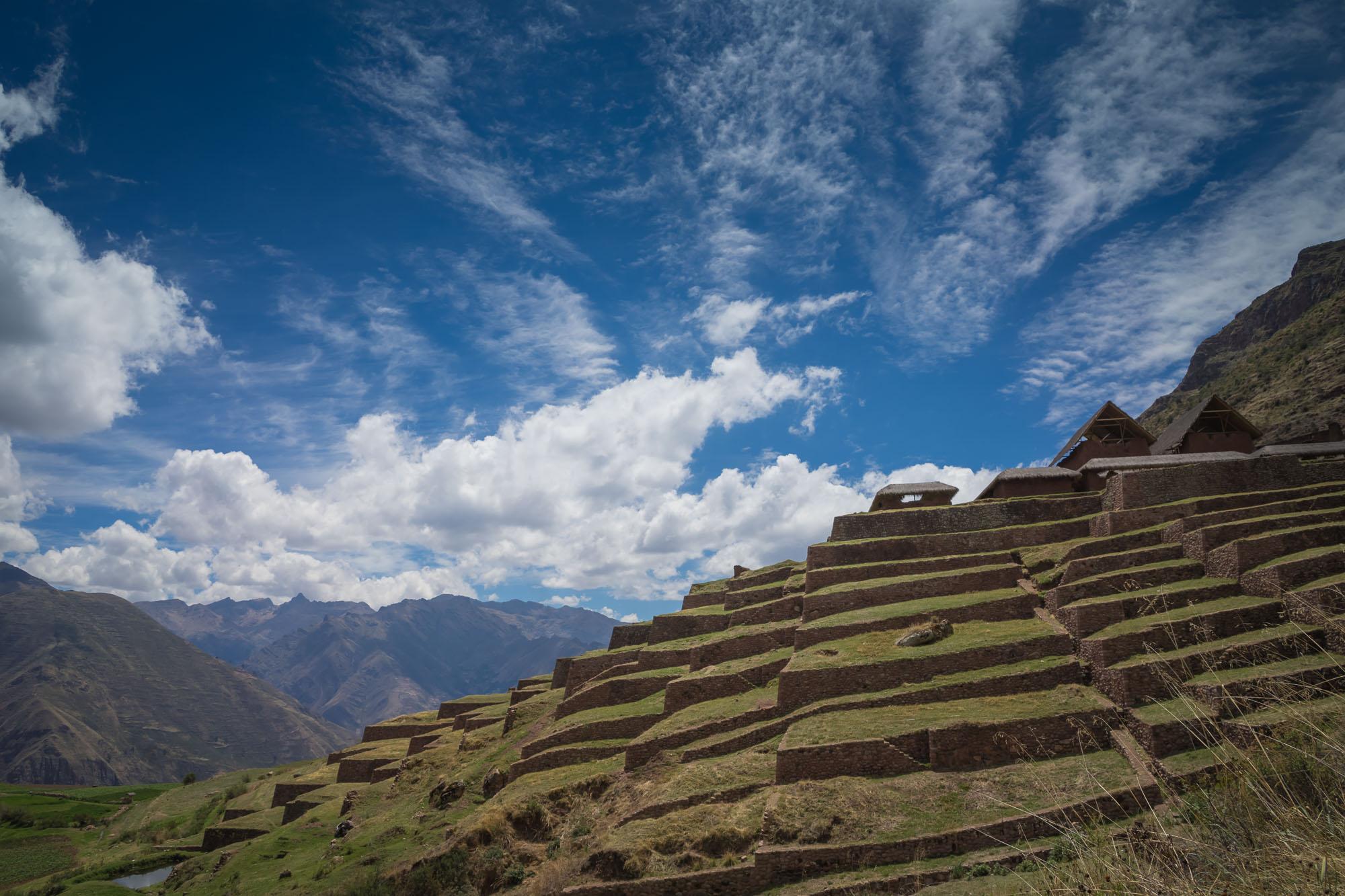 3 day Huchuy Qosqo and Machu Picchu hiking holiday in Peru