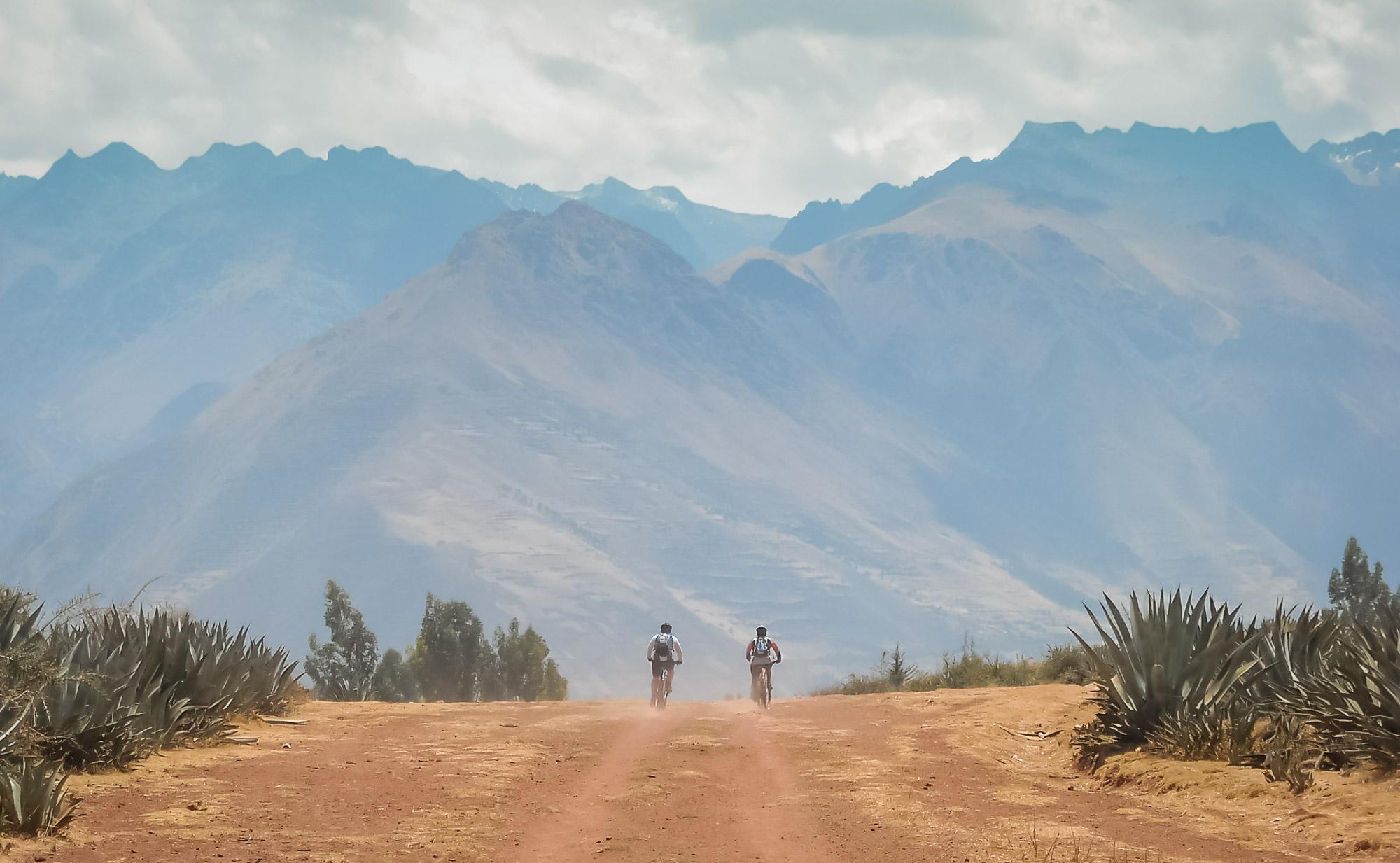 Cusco MTB adventure: Machu Picchu mountain biking holiday in Peru