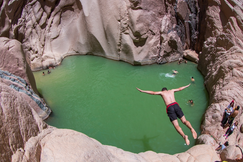 Adventure in Wushuashi Valley: Sharm El Sheikh multi activity day