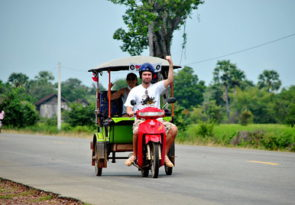 Enjoy a Tuk Tuk adventure around south Sri Lanka on this overlanding holiday in Ceylon