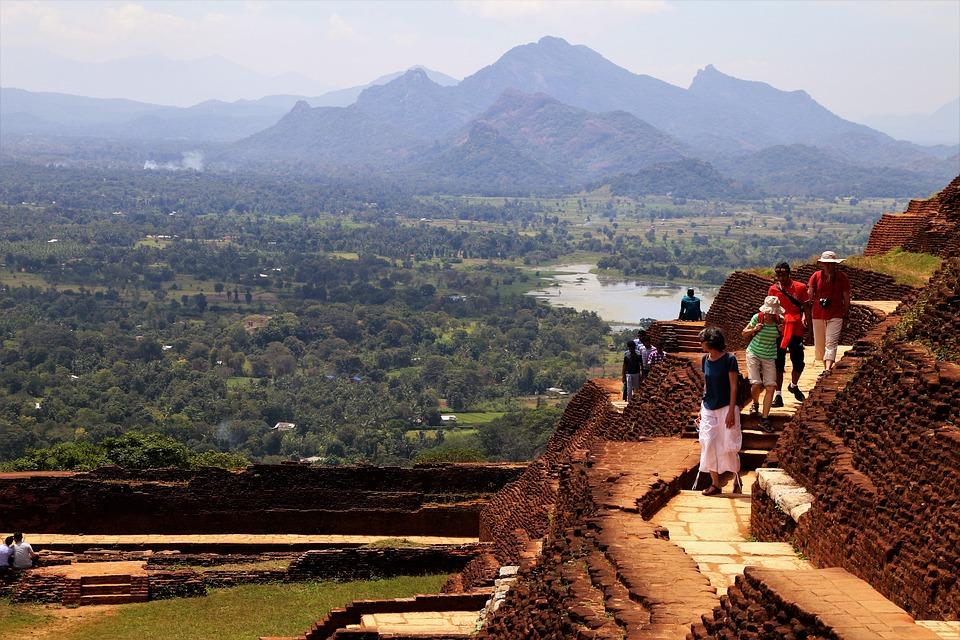 Activity holiday in Ceylon 23 best Sri Lanka adventure sports pixabay royalty free image of sigiriya