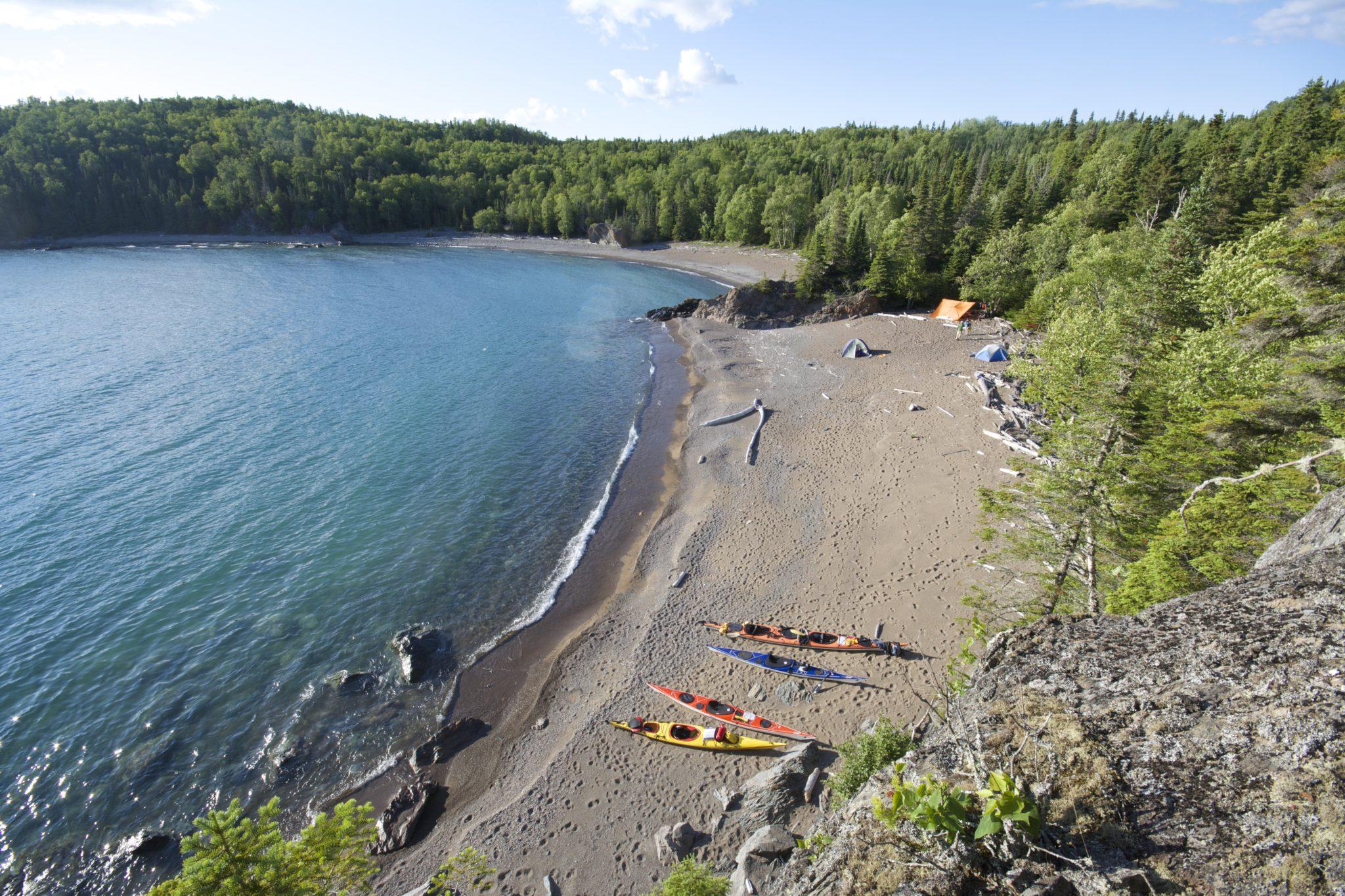 Sea Kayak Canada – Wilderness Kayaking on Lake Superior