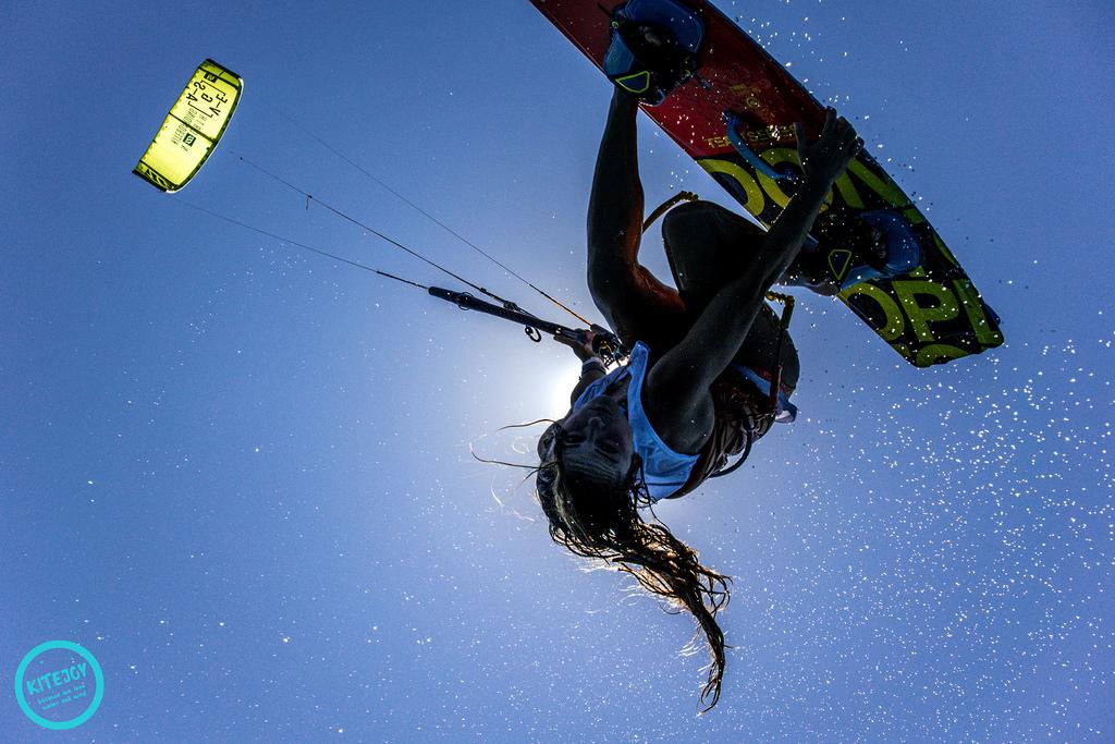 10% discount on kitesurf equipment rental in Rhodes, Greece