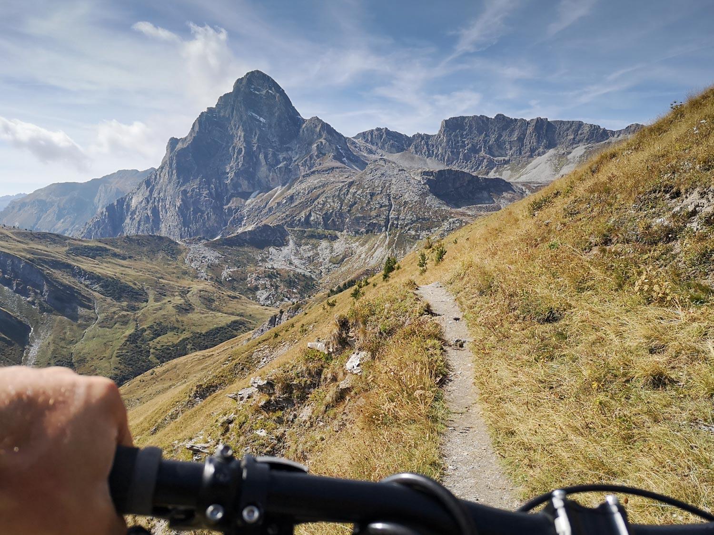 Italy MTB enduro tour: Mountain biking holiday in Maira Valley