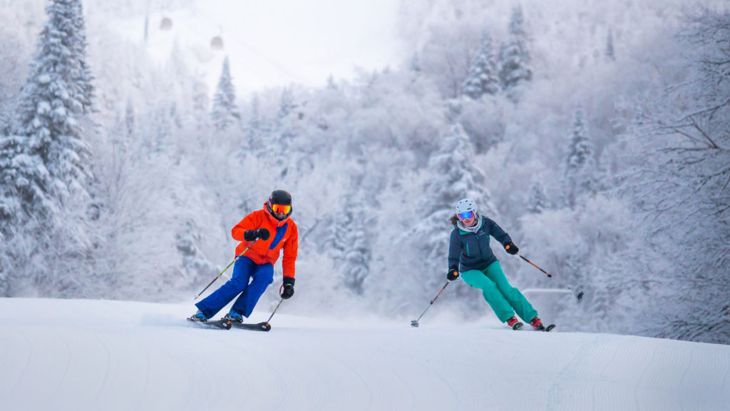Mont Tremblant Quebec the Best east Canada ski resort Image courtesy of tremblant.ca
