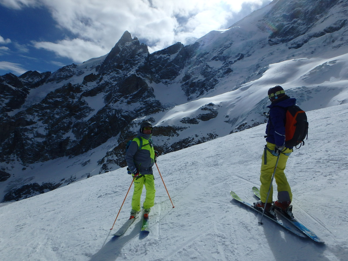 La Grave freeride ski holiday: French Alps off-piste skiing trip