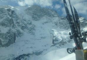 French Alps freeride snowboarding holiday in La Grave & La Meije