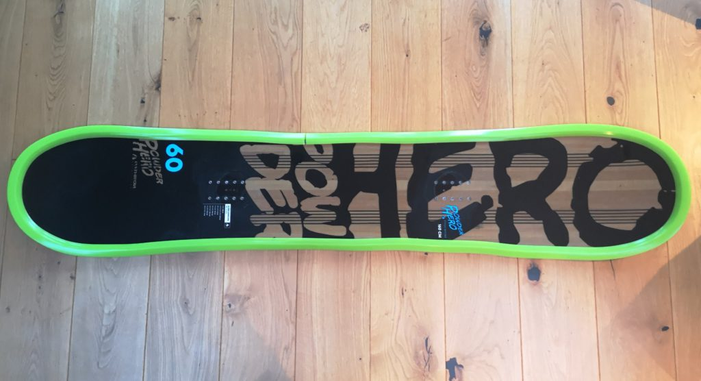 VENOM snowboard edge and sidewall protector