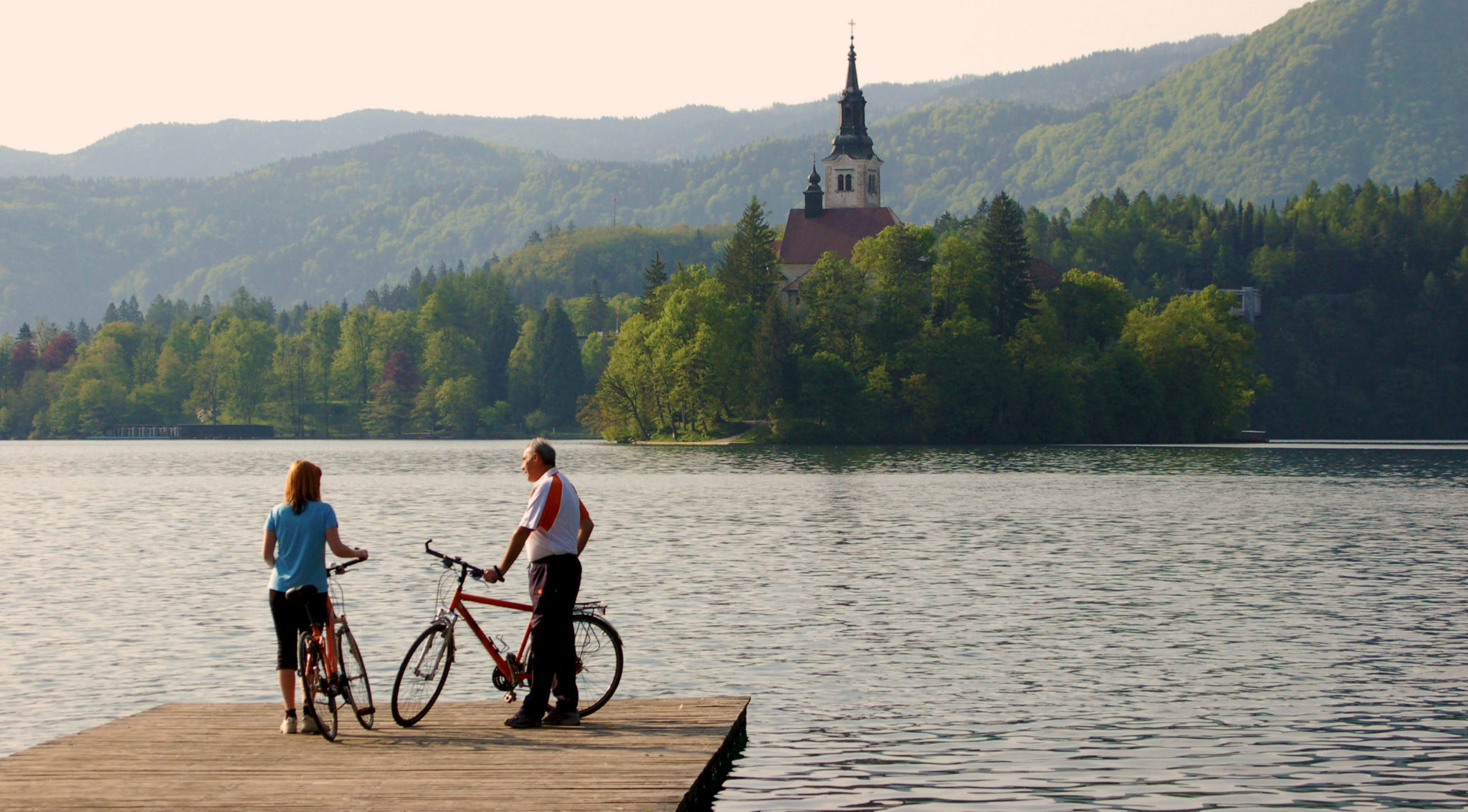 8 day Slovenia cycling holiday: Wines, lakes and mountains