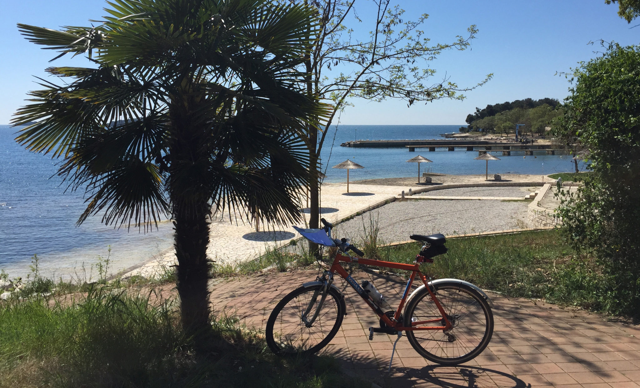 Istria cycling holiday: Cycle tour of Italy, Slovenia and Croatia