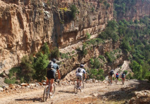 Morocco Mountain Biking tour in the Atlas Mountains