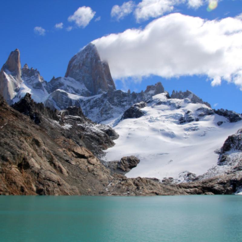 Patagonia trekking holiday in Argentina: Glacier and Ice Cap Trek