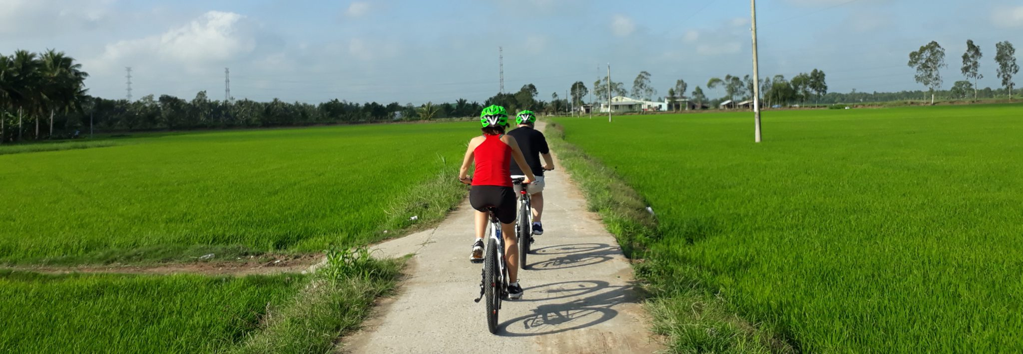 8 day Mekong multi activity holiday in Vietnam: Kayak and cycle