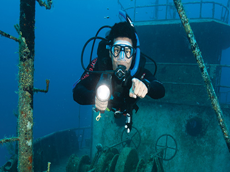 Padi Advanced Open water Diver Course on the Costa Blanca