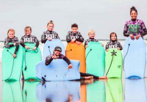 Newquay Beginner Bodyboard Lesson in Crantock