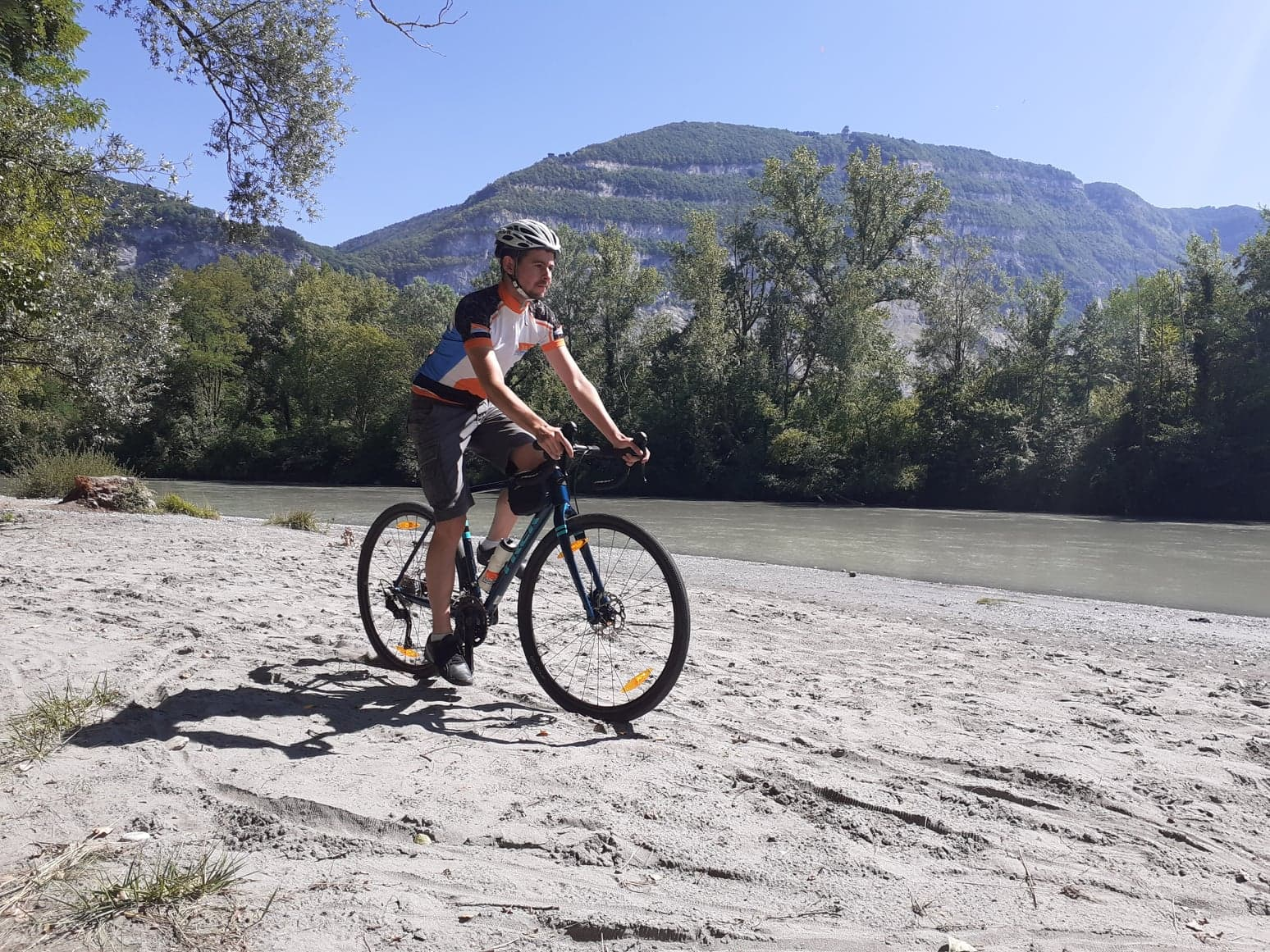 3 day gravel biking tour in France: Cycle Geneva to Aix-les-Bains