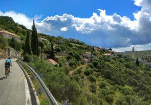 Dalmatian Coast Islands Cycling Holiday