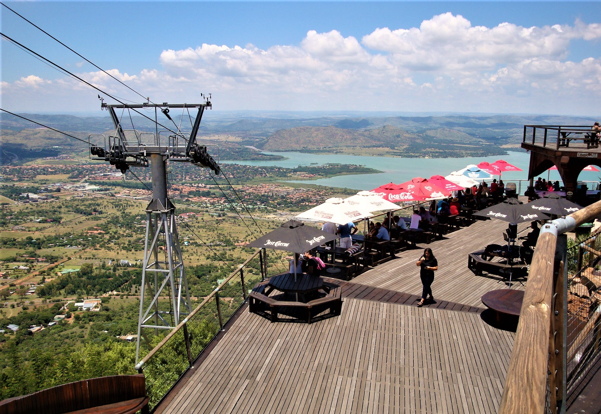 Joburgs Adventure Bus: Multi activity experience in South Africa