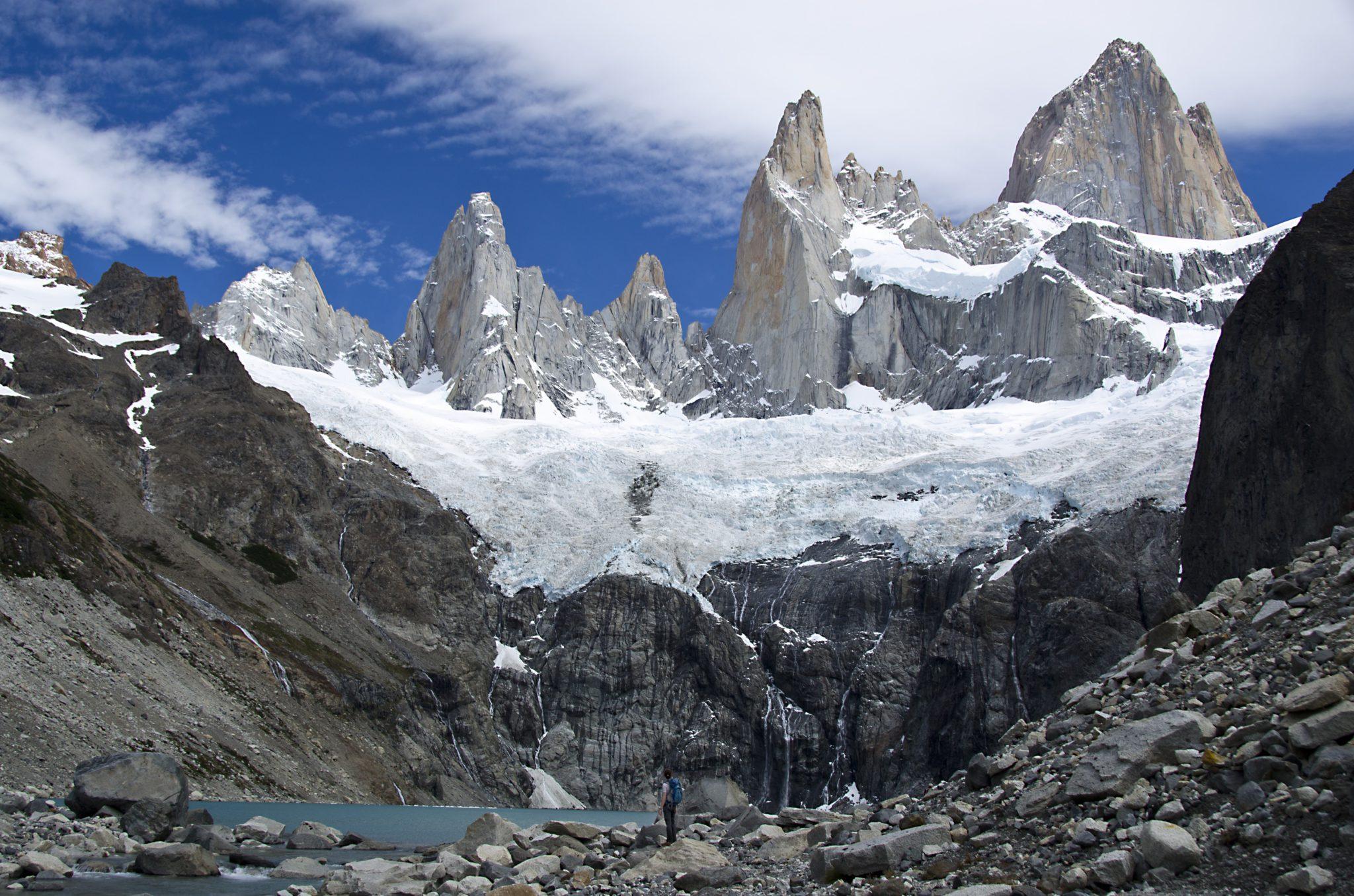 Argentina multi activity holiday in Patagonia: Hike, climb & MTB