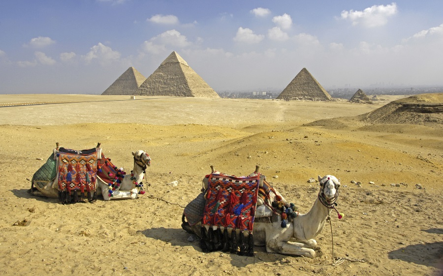 2 week Grand Tour: Cultural multi activity holiday in Egypt