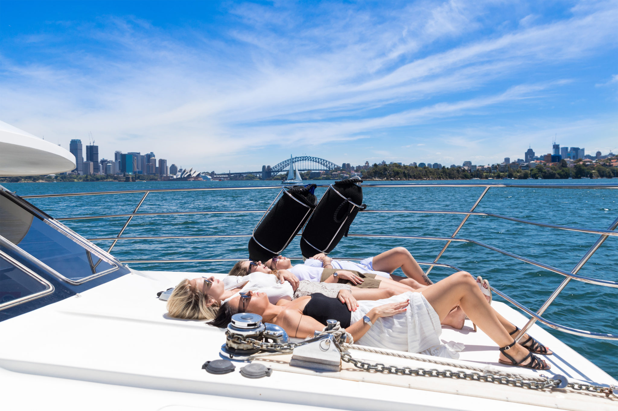 Private Sydney Harbour Cruise with Local Captain