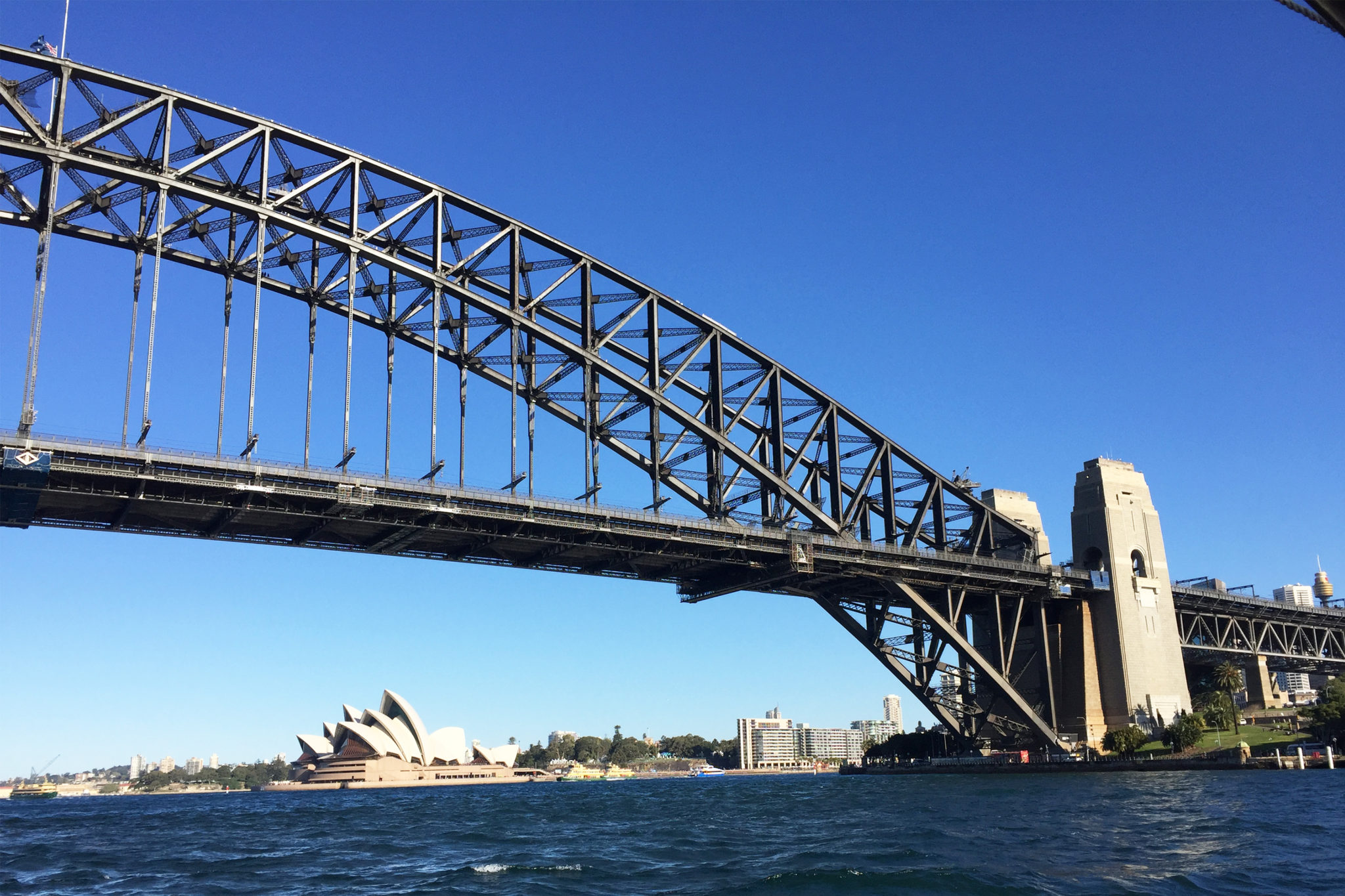 Sydney Harbour boat Cruise with Lunch