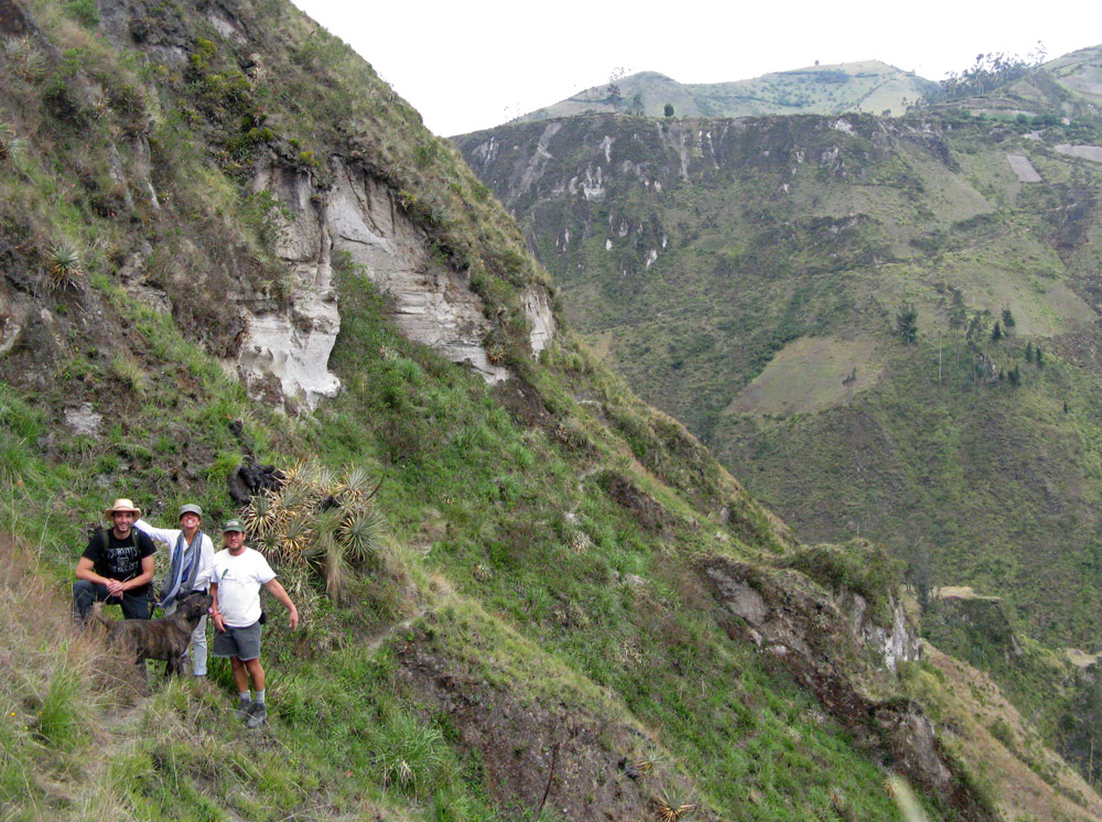 Ecuador Day Hiking Paradise Holiday in the Andes