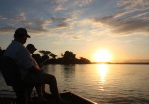 Serene Scenes canoeing safari